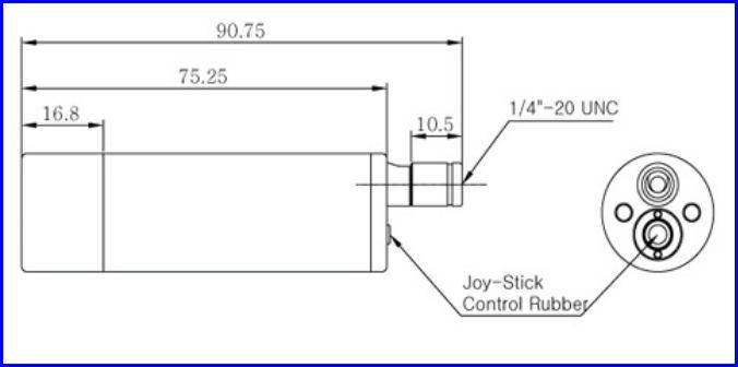 CC-5XDWDR 700 TV Line Color Bullet with Digital Wide Dynamic Range