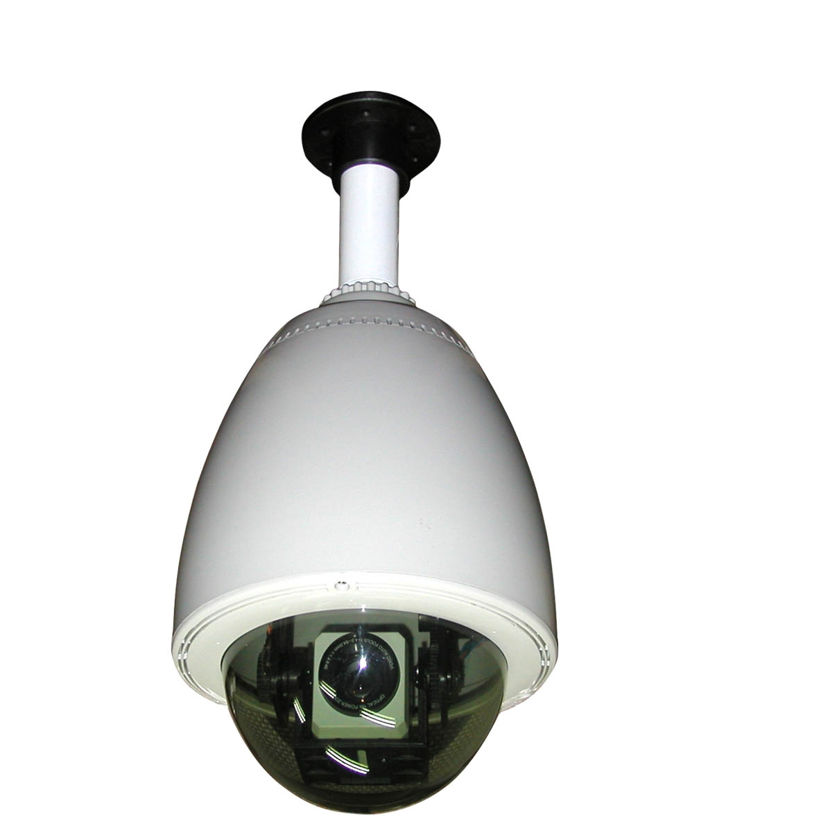 IP-PTZC Weatherproof IP Color High Resolution PTZ Camera with Ceiling Mount