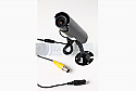 "CC-5EX 380 TV Line Sony 1/3"" Ex-View Weatherproof Camera with Removable Sunshield"