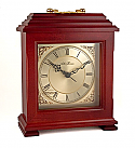 COV-BWMC Hidden Black & White Camera with Integrated Digital Video Recorder Built into a Handsome Wood Mantel Clock