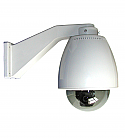 IP-PTZW Weatherproof IP Color High Resolution PTZ Camera with Wall Mount Bracket