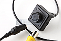 CC-7HRDWDR 600TV Line with 3D Digital Noise Reduction & Digital Wide Dynamic Range