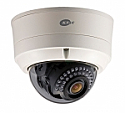 IPD-IRVF IP Weatherproof Infra Red Vandal Proof Dome Camera with Varifocal Lens